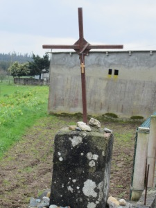 A Gus cross at another shrine