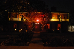 Last Halloween Haunted House 2010