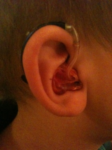 I promise that part behind the ear is bright blue - like the young boy's.